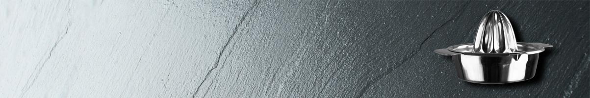 Zitruspress mit Ausgießer manuell